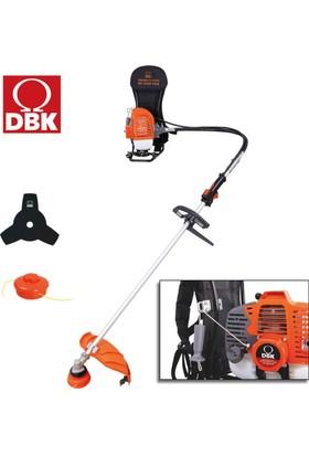 DBK BC 520 TKS Benzinli Sırt Tipi Tırpan