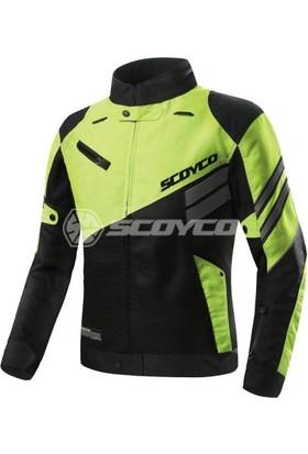 Scoyco Jk36 Yazlık Fileli Motosiklet Montu