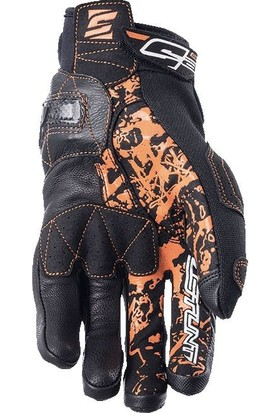 Five Gloves Stunt Evo Replica Icon Orange Yazlık Eldiven