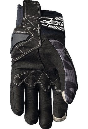 Five Gloves Rs3 Replica Woman Yazlık Eldiven Leo Grey