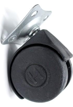 Kupa Tablalı Tip Standart Mobilya Tekeri 091350