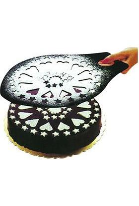 Arsevi Pasta Şablonu Ve Taşıyıcı
