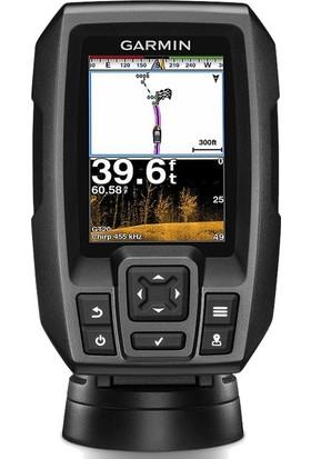 Garmin Striker 4 CV Balık Bulucu&GPS