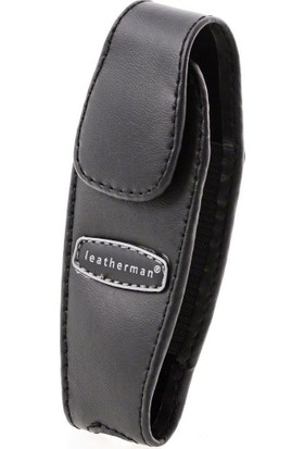 Leatherman JUICE® Premium Siyah Deri Kılıf