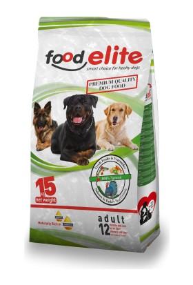 Food Elite 26 Protein Hindili Köpek Maması 15 kg