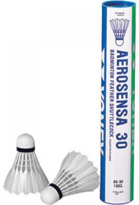 Yonex Aerosensa As-30/2 (12.Li) Kaz Tüyü Badminton Topu
