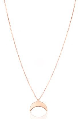 Azuris 925 Ayar Gümüş Uzun Zincir Kolye