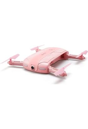 JJRC Elfie H37 Katlanabilir Cep Drone-Pembe