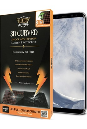 Buff Samsung Galaxy S8 Plus Darbe Emici Ekran Koruyucu Film