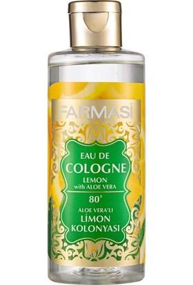 Farmasi Aloe Veralı Limon Kolonyası 225 Ml