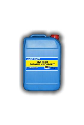 Aura Sıvı Klor (Sodyum Hipoklorit) 6 Kg