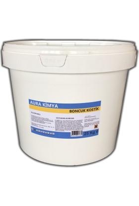 Aura Boncuk Kostik (Sodyum Hidroksit) 25 Kg