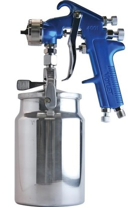 Voylet M4001S Boya Tabancası 1000 Ml 1,7 Mm
