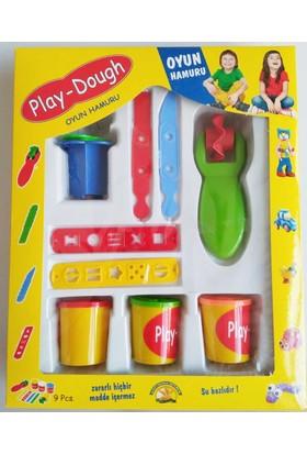 Play-Dough Oyun Hamuru Seti 10 Parça+Tangram