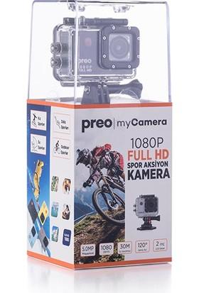 Preo My Camera Pcm 01 Spor / Aksiyon Kamera