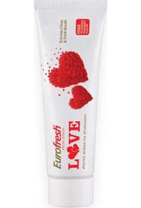 Farmasi Eurofresh Love Diş Macunu 100 Gr
