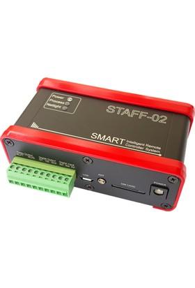 Staff02 Smart Uzaktan Kontrol Sistemi