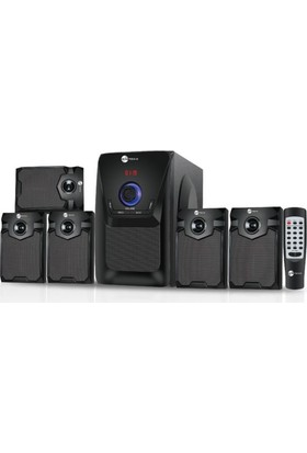 Emrtech Emr-501 Bluetooth'lu 5+1 Ses Sistemi