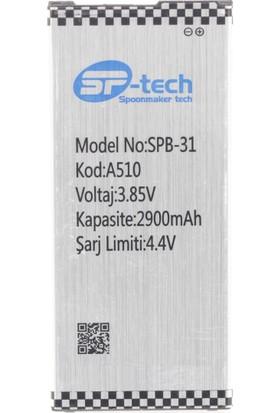 SP-Tech Samsung A510 A5 2016 Batarya Pil 2900 mAh