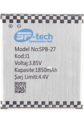 SP-Tech Samsung J1 J100 Batarya Pil 1850mAh