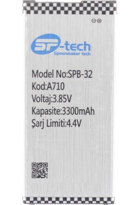 SP-Tech Samsung Galaxy A710 A7 2016 Batarya Pil 3300mAh