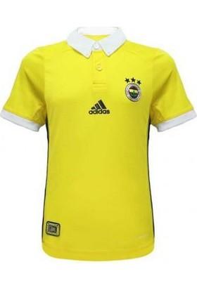 Adidas Cı4366 Fenerbahçe 2017-18 Çocuk Forması
