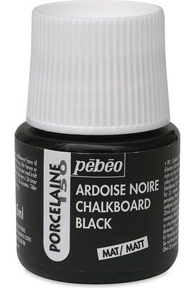Pebeo Porcelaine 150 Porselen Boyası 45Ml - Siyah 201