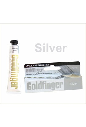 Daler Rowney Goldfinger Parmak Yaldız - Silver