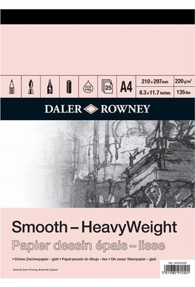 Daler Rowney Smooth Heavyweight 200Gr - A4