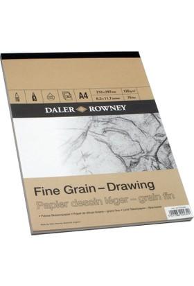 Daler Rowney Fine Grain - Drawing - A4