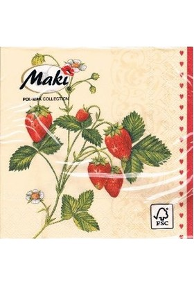 Maki Dekupaj Peçete Slog004701