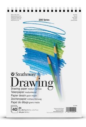 Strathmore Drawing Çizim Defteri 104Gr. A4 N:25-094