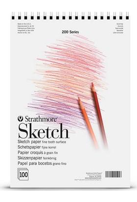 Strathmore Sketch Çizim Defteri 74Gr. A4 N:25-594