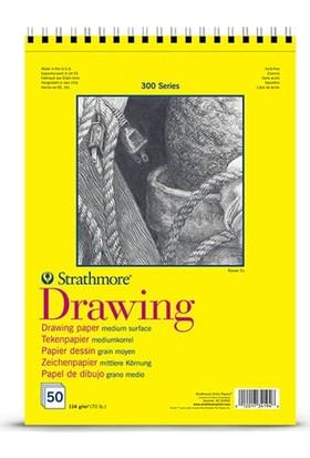 Strathmore Drawing Çizim Defteri 114Gr. A4 N:340-94