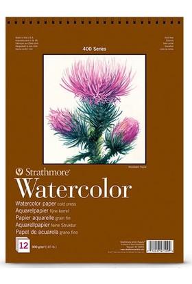 Strathmore Watercolour Suluboya Defteri 300Gr. - A4 N:440-1