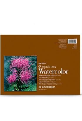 Strathmore Watercolour Suluboya Defteri 300Gr. - A4 N:472-9