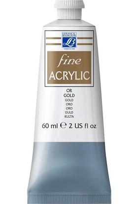 Lefranc & Bourgeois Fine Akrilik Boya 60Ml N:700 Gold