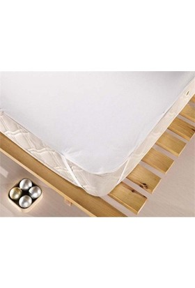 Eponj Home Sıvı Geçirmez Alez 150X200 Düz Boya Beyaz