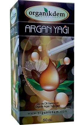 Organikdem Argan Yağı 50 Ml