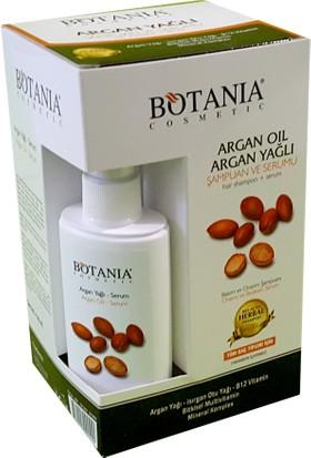 Botania Argan Yağlı Şampuan Ve Serum