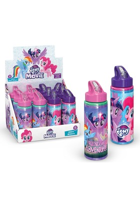 My Lıttle Pony Pipetli Alüminyum Matara (600 Ml) 42935