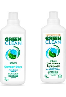U Green Clean 2'Li Temizlik Seti 1000 Ml