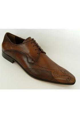 Ales Kahverengi Klasik Abiye Erkek Ayakkabı