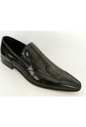 Ales Siyah Klasik Abiye Erkek Ayakkabı