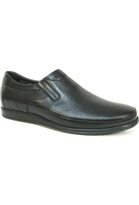 Fastway 2003 Siyah %100 Deri Comfort Erkek Ayakkabı