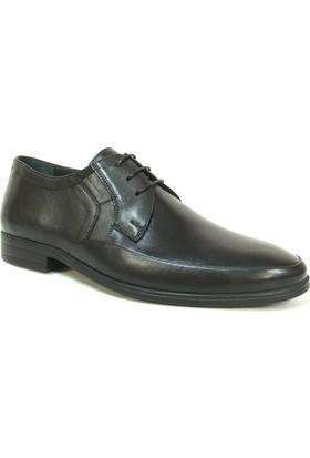 Fastway 2052 Siyah Bağcıklı Erkek Ayakkabı