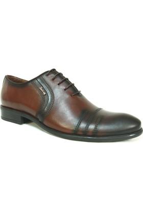 Fastway 2282 Kahve Bağcıklı Klasik Erkek Ayakkabı