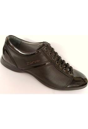 Zirve Siyah Erkek Casual Spor Ayakkabı