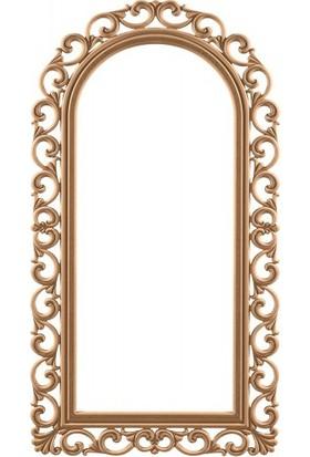 ASEH 8177 Lilyum Kubbeli Ayna Çerçevesi (Aynasız)
