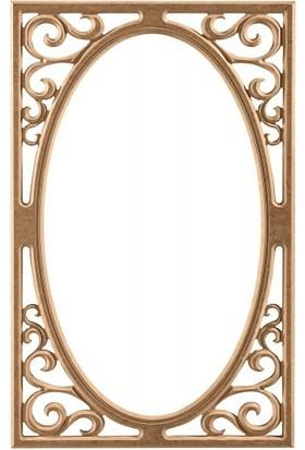 ASEH 8204 Küçük Royal Ayna Çerçevesi (Aynasız)